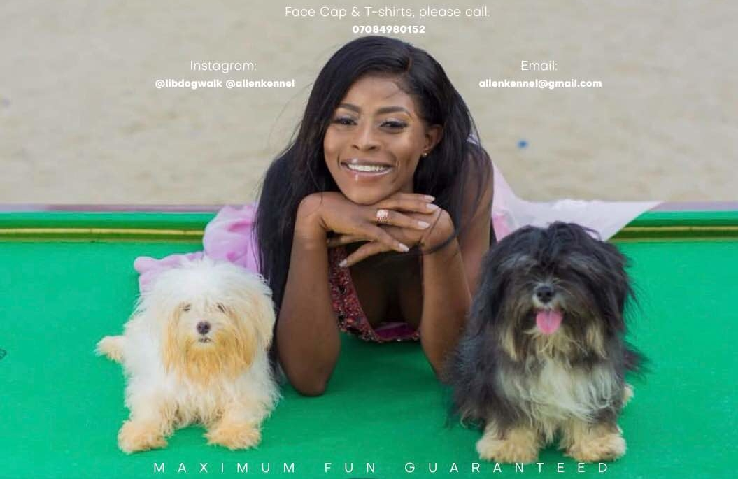 Lekki Ikoyi Bridge Dog Walk