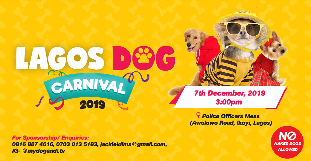 Lagos Dog Carnival